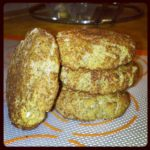 Almond Butter Cookie – Snickerdoodle